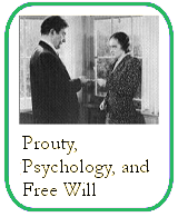 Olive Prouty, psychology, and the underdog